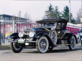 """Имя Rolls-Royce сделал Silver Ghost (""""Серебряный призрак"""")"""