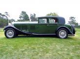 Bentley 1931 года оснащался 8-литровым двигателем