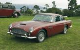 Aston Martin D в начале 50-х