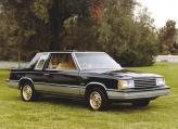 Модельная серия под названием K-Car, состоящая из автомобилей Dodge Aries и Plymouth Reliant