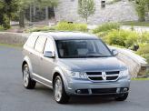 Journey выглядит компактнее, чем мини-вэн, но напоминает уменьшенный в размерах Dodge Caravan