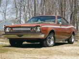 Компания AMC упорно пыталась привить американцам любовь к компактным автомобилям (AMC Hornet)