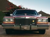 В начале 80-ых американский автомобиль выглядел грозно только спереди …