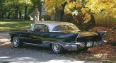 Самый дорогой автомобиль того времени – Cadillac в версии Brougham