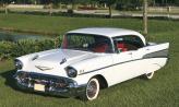До конца 90-х в Штатах в качестве такси был довольно распространен Chevrolet Bel Air 50-ых годов
