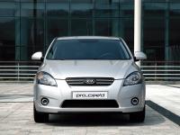 Автомобиль, как и его родственные модели, создан специально для европейского рынка