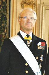 Король Карл XVI Густав на престоле уже почти четверть века
