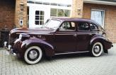 Volvo PV 60 1946 года был подарен монарху на его 50-летие