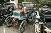 Daimler Wagonette 1899 года был первым официальным автомобилем при шведском королевском дворе