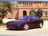 Ferrari 456 MGT 1999 года в качестве топлива использует газ