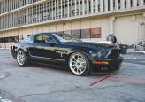 В версии Hero внешность машины такая же, как и у серийного Shelby GT500KR
