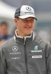 Первые четыре гонки для Михаэля Шумахера были неудачными