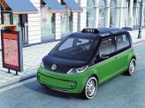 Milano Taxi Concept – 3,73-метровый однообъемный мини-вэн