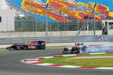 Фатальное столкновение Red Bull