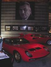 Все творения выдающегося Ферруччо Ламборгини собраны в музее его имени, расположившемся в здании первого завода компании