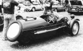 Спортивный автомобиль начала ХХ века от компании Morgan Motor Co. Ltd