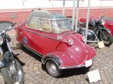 Messerschmitt Kabinenroller – звучит и выглядит совсем как немецкий истребитель