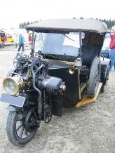 Phanomobil. Выпускался с 1907 по 1927 год