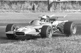 De Tomaso Cosworth F2 (1969 г.) стал основой для гоночного болида Фрэнка Уильямса