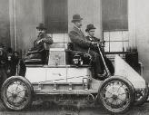 Фердинанд Порше уже в 25 лет создал свой первый автомобиль с электрическим мотором