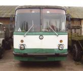 … и учебный автобус