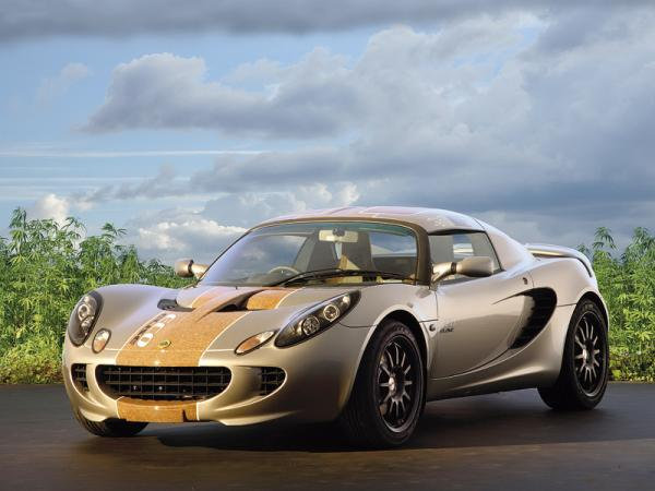 Lotus Eco Elise S: экологичный спортсмен