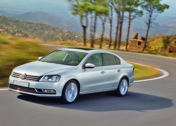 В 2011 году в Украине представят три новых Volkswagen