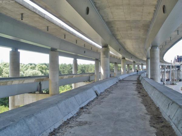 В этом году в Киеве появится еще один мост