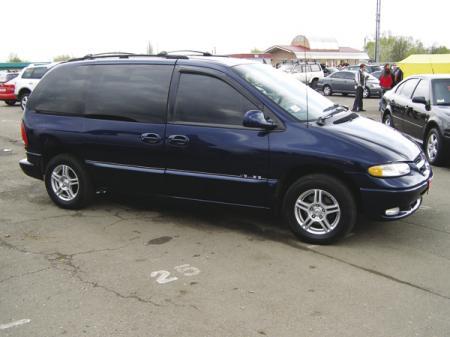 Dodge Caravan: первооткрыватель