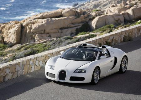 Bugatti Veyron Grand Sport: Bugatti со съемной крышей