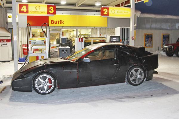 Ferrari испытывает туристическую модель