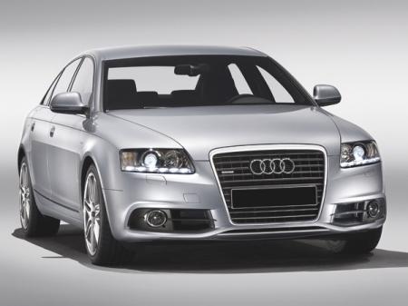 Audi A6: модернизация