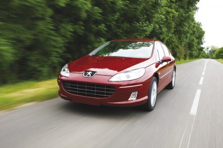 Peugeot 407: обновление по-французски