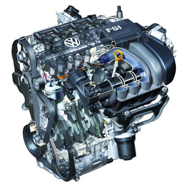 Suzuki получат двигатели Volkswagen