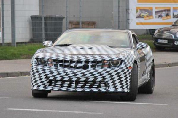 Chevrolet представит Z28 Camaro на Чикагском автосалоне