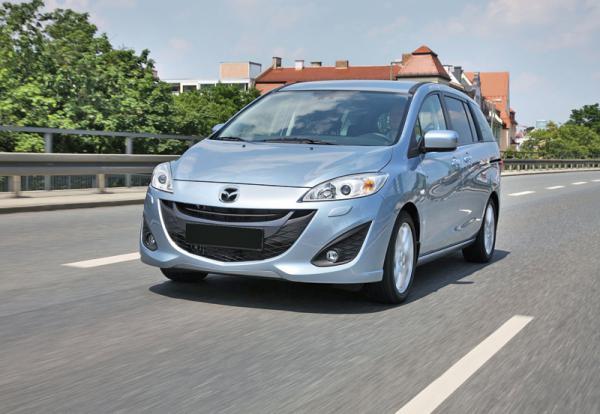 Mazda5 станет Nissan