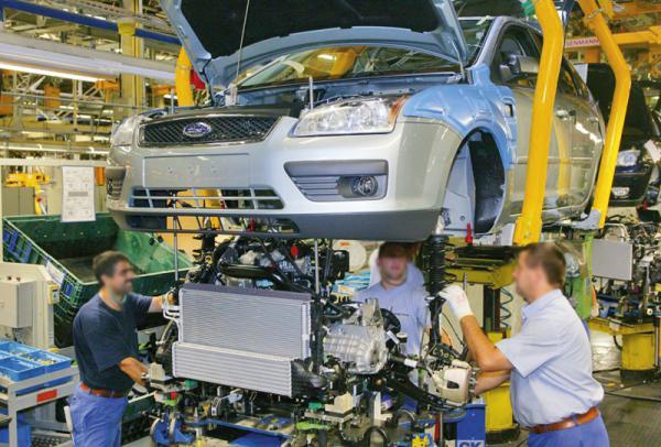 Ford увеличил прибыль в 2,4 раза