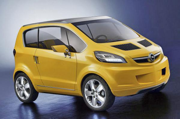 Серийный Opel Allegra появится в продаже в 2013 году