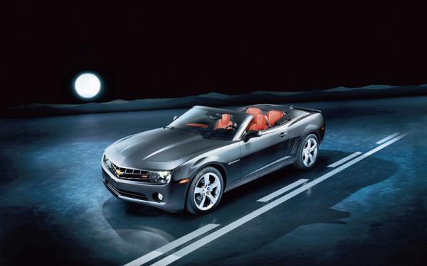 Кабриолет Chevrolet Camaro скоро появится в продаже