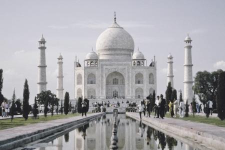 Народный транспорт Индии