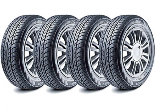 Бюджетные шины Motrio для автомобилей Renault