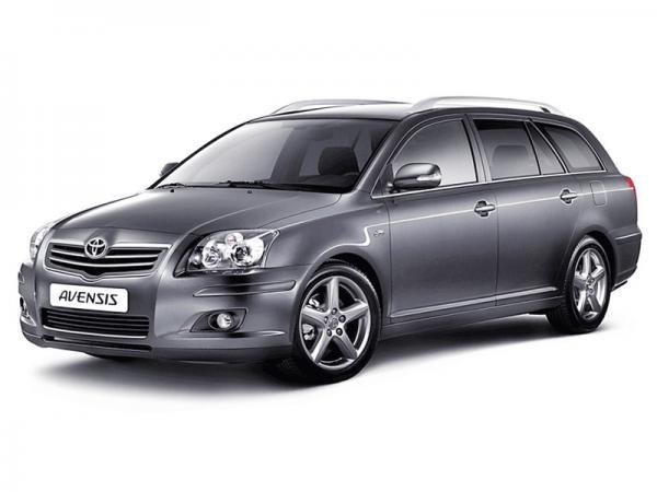 В Украину поступили Toyota Auris и Toyota Avensis 2011 года выпуска