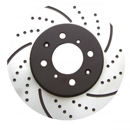 Такие тормозные диски