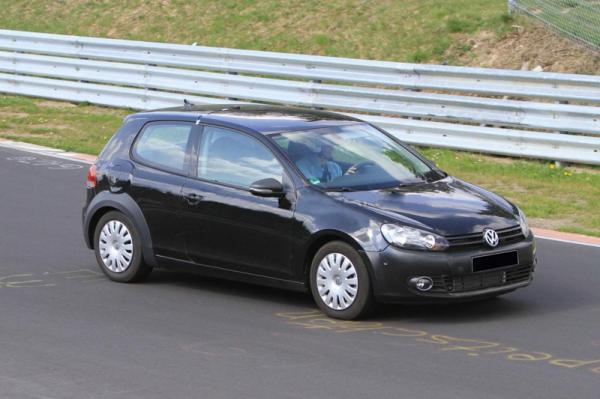 Седьмое поколение Volkswagen Golf представят в 2012 году