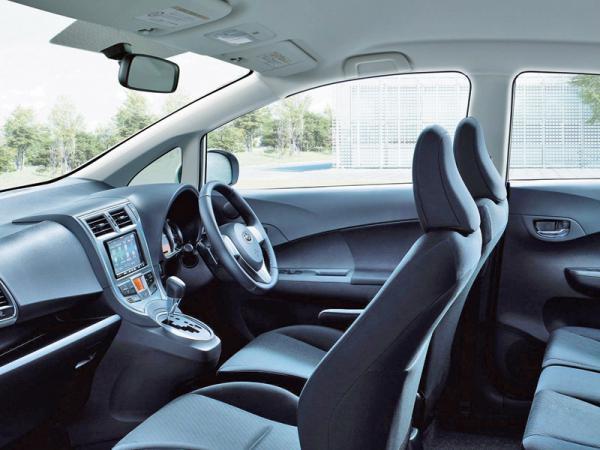 Компания Subaru на автосалоне в Женеве планирует представить европейскую премьеру хетчбэка Trezia