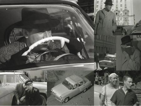 """Фрагмент из киноленты """"Берегись автомобиля"""""""
