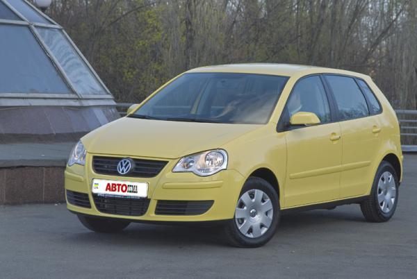 Volkswagen Polo (2001–2009 г. в.): самодостаточный крепыш