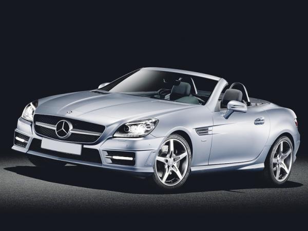 Mercedes-Benz SLK: третье поколение