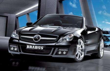 Brabus Mercedes-Benz SL-Class: в клубе
