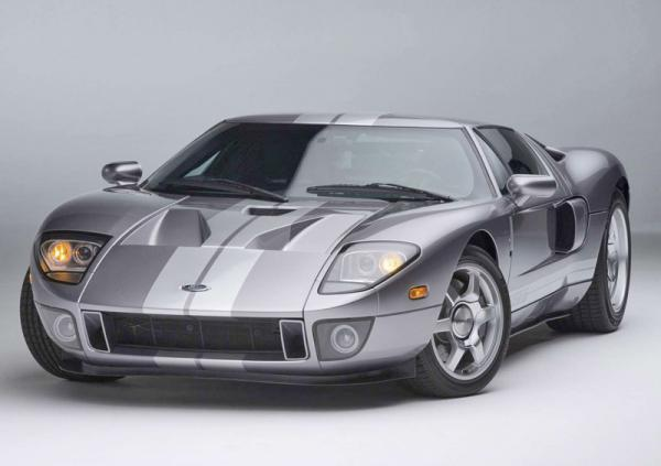 Ford планирует новое купе GT
